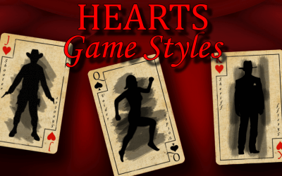 Styles of Play in Hearts
