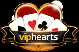 VIP Hearts Logo